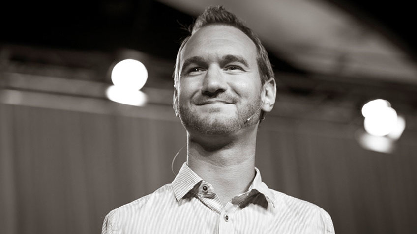 Фото: facebook.com/NickVujicic