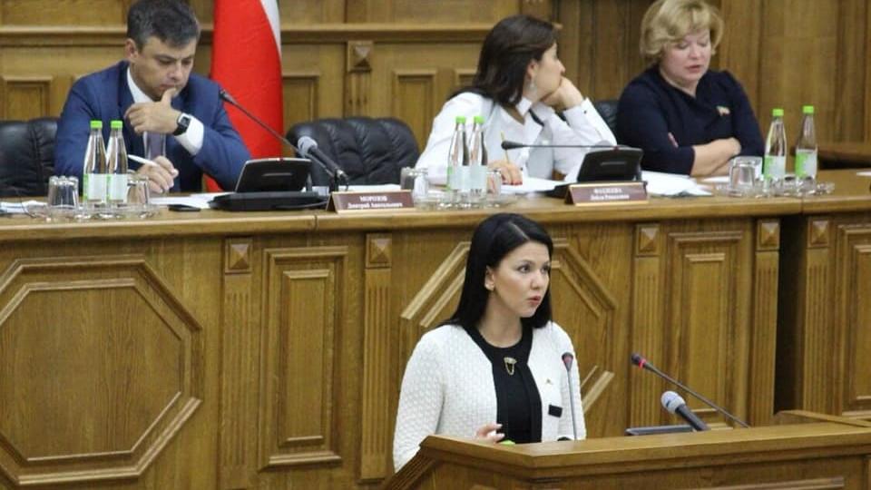 Фото: facebook.com/inga.yumasheva